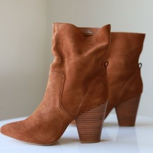 Urban Outfitters Carla Slouch Ankle Boot